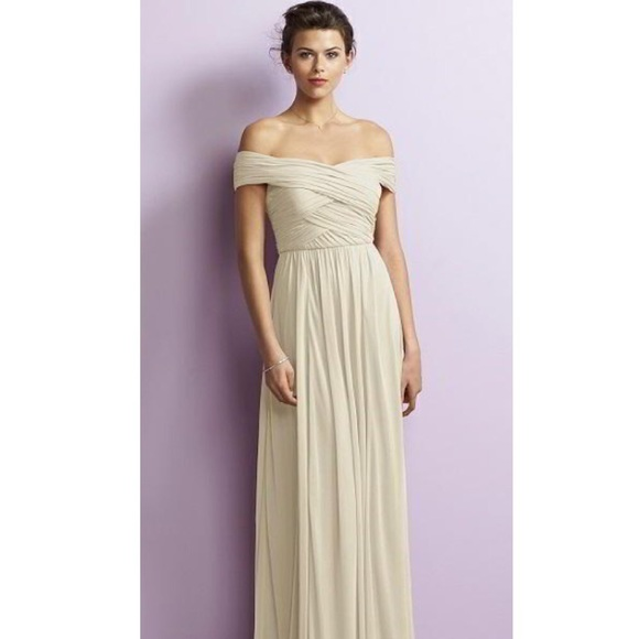 Jenny Yoo Dresses Stunning Neutral Formal Dress Poshmark